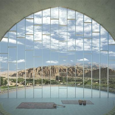 bamiyan square
